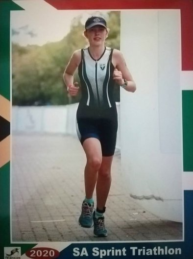 Jessica Devine - SA Sprint Triathlon (2)
