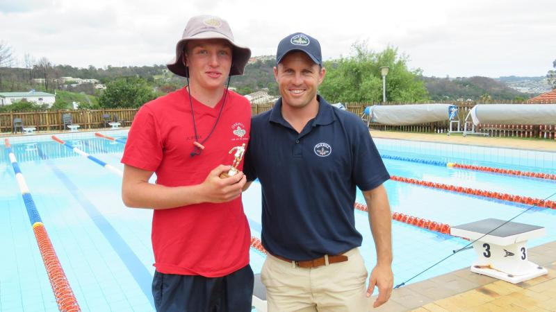 College Inter-House Swimming (5d)