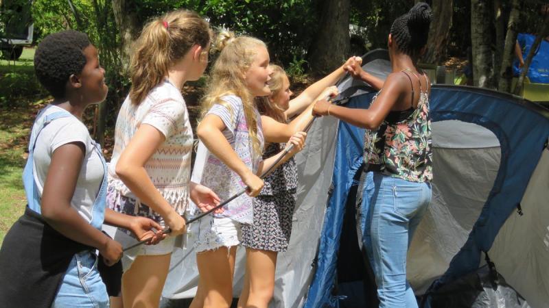 Grade 7 camp (1)
