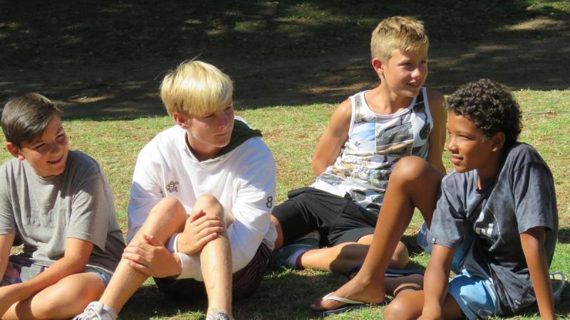 Grade 7 camp (2)