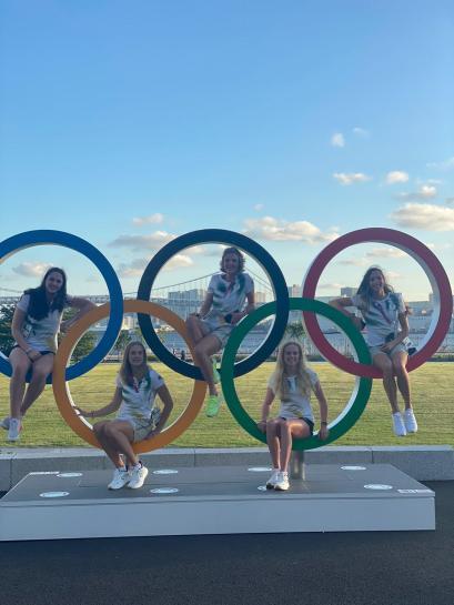 Olympics begin.5