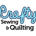 logo for Crafty Sewing & Quilting