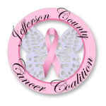 logo for Jefferson County Cancer Coalition