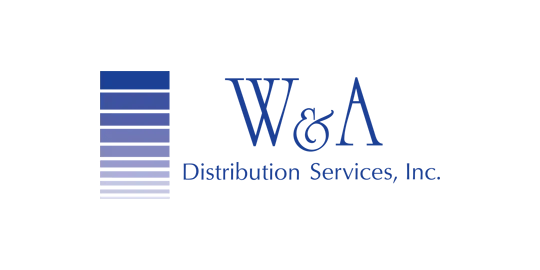 logo for W&A Distribution Services, Inc.