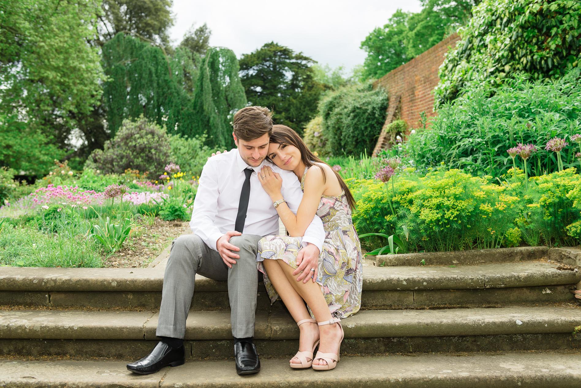 Hall Place Bexley Pre-Wedding Photo Shoot | Oakhouse Photography