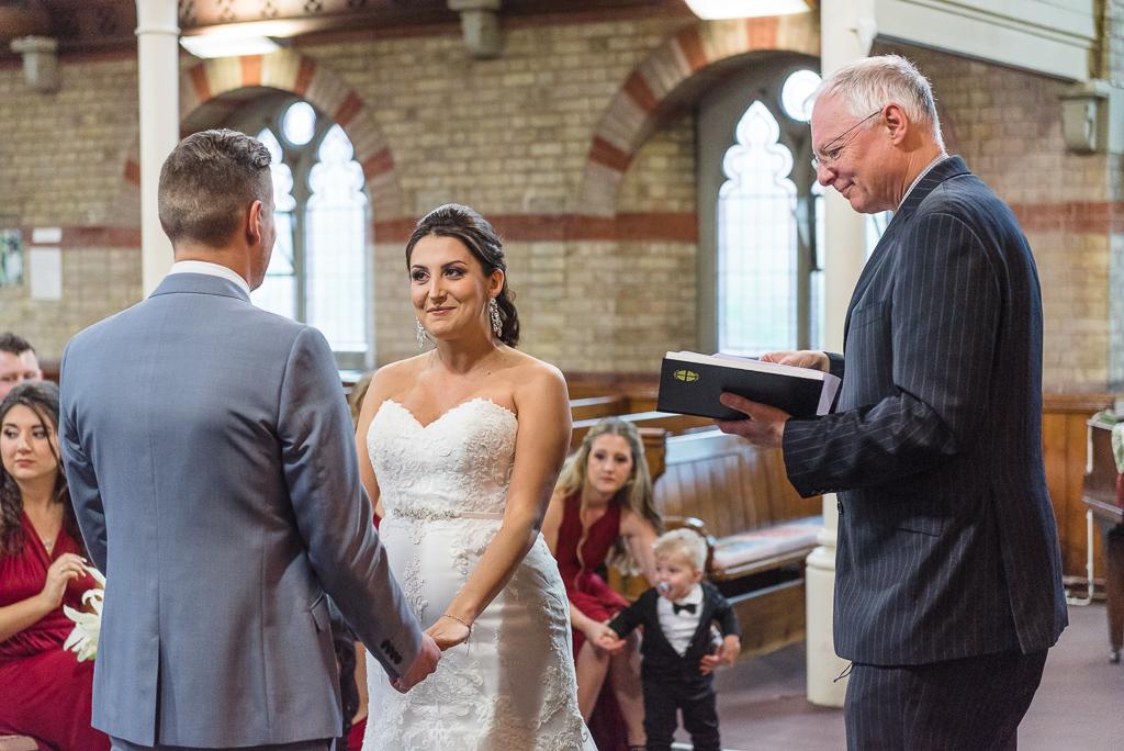 Wedding ceremony | | Sidcup Wedding of Becky & Hugo | Oakhouse Photography