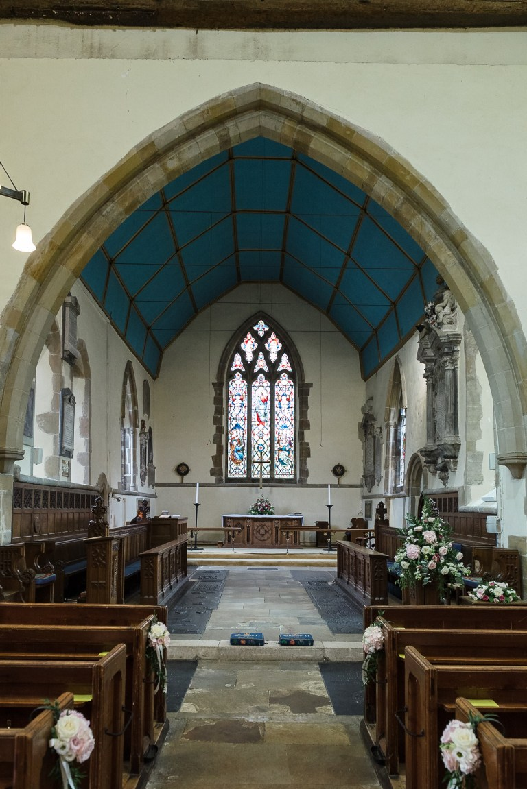 Interior view of Wadhurst Church, Wadhurst, East Sussex | Oakhouse Photography