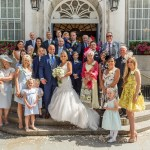 Chelsea Old Town Hall wedding group photograph