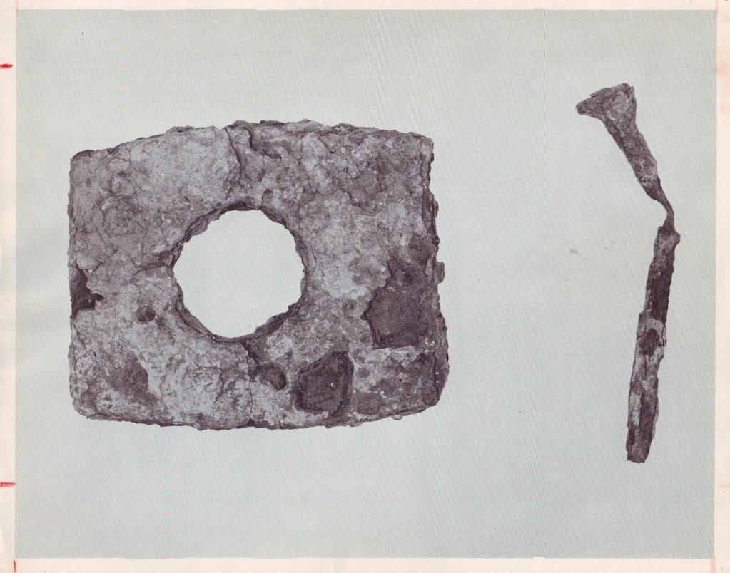 Oak Island Artifacts