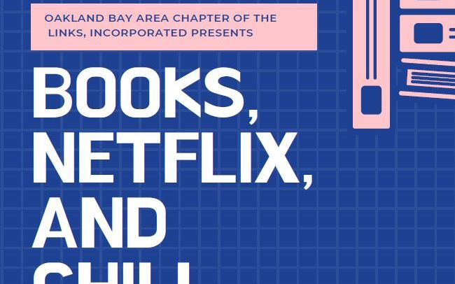 """Arts Facet """"Books, Netflix and Chill"""" Reading Program with Elizabeth House"""