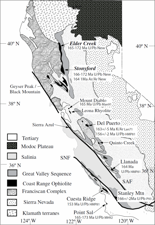 small resolution of the details in california are intricate and i m about ankle deep into them at the moment so i ll be pretty general here ophiolites were first recognized