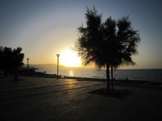 Sunset Heraklion Crete