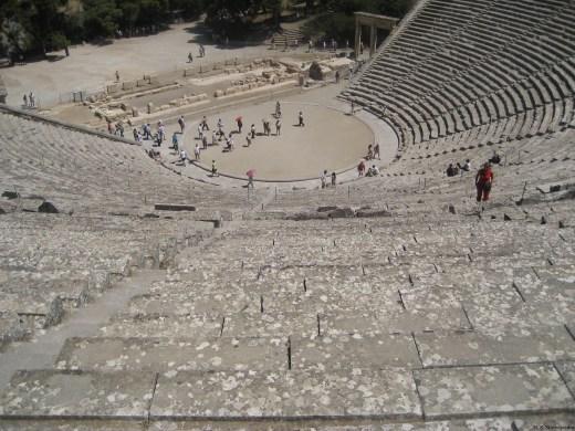 Ancient Theater of Epidaurus