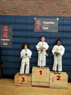 Chanah 3rd place
