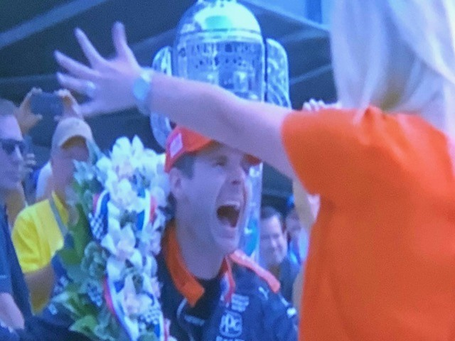 Will Power Wins 2018 Indianapolis 500 As Danica Patrick Crashes Out Of Her Final Race