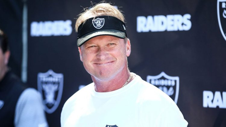 "At Lions Raiders, Jon Gruden's ""Old School"" Oakland Offense Was A System, Not A Collection Of Plays"