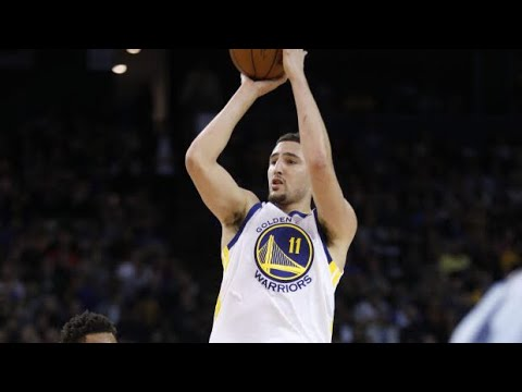 Warriors 115, Rockets 86, Klay Thompson Scores 35, Golden State Forces Game 7 In Houston