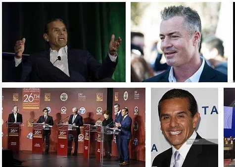 Antonio Villaraigosa and Travis Allen Now Tied For Second In 2018 California Governor's Race – Google Trends
