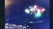 A's fireworks