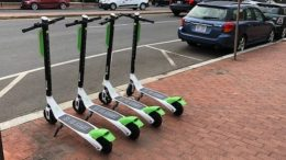 Dockless Scooter