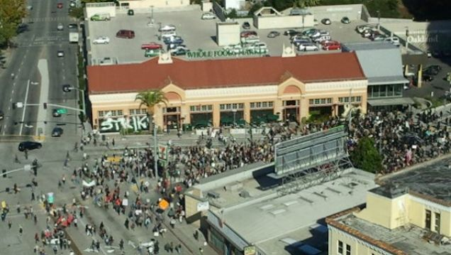 Oakland Whole Foods Closed Due To Bomb Threat