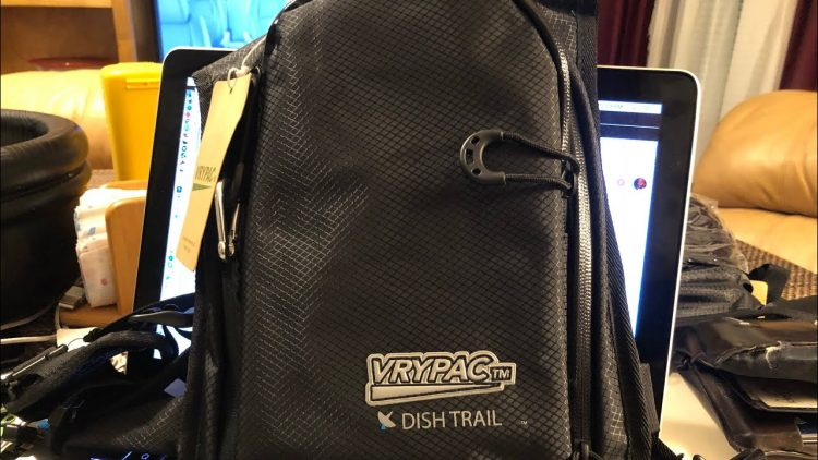 I Tried Vrypac DISH Trail Backpack For Fourth of July And Came Away Impressed