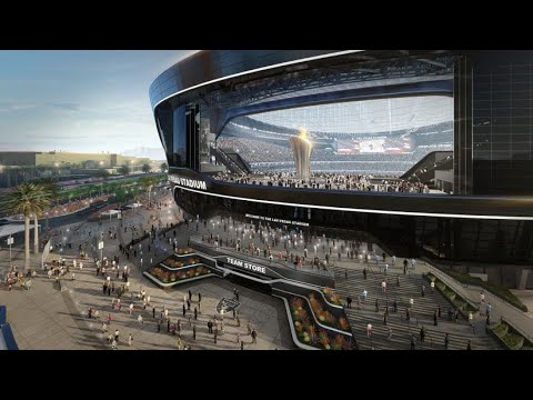 Oakland Raiders Las Vegas NFL Stadium Estimated Completion Date Right Now: February 17, 2022