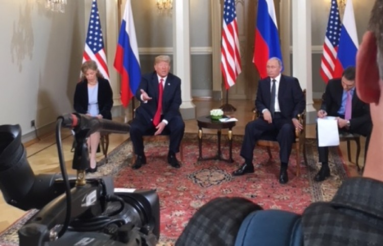The Trump – Putin Summit: Full Transcript Of The Press Conference From The White House