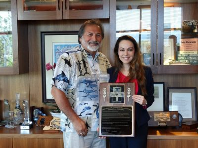 Maria Ayerdi Kaplan As TJPA Boss Got Northern California Carpenters Award In 2016