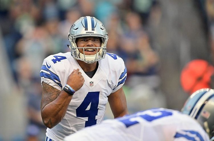 Dak Prescott National Anthem Controversy Proves Message About Police Brutality Is Lost