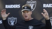 Oakland Raiders Head Coach Jon Gruden