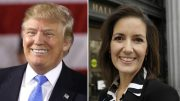 President Trump And Oakland Mayor Schaaf