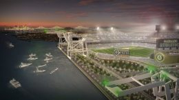 Howard Terminal as home for the A's