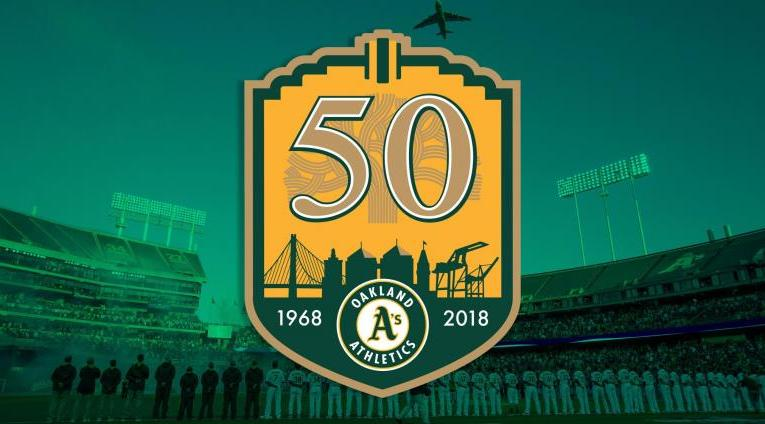 Oakland A's 50 Year Anniversary Celebrated With Exhibit At Oakland Main Library
