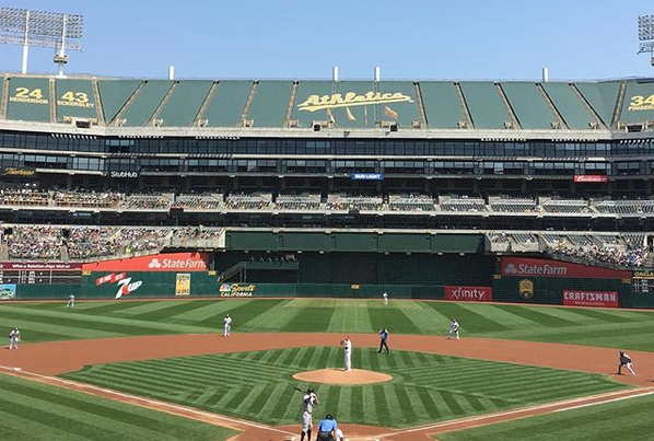 New York Yankees at Oakland Athletics On Labor Day 2018: A Social Media Look
