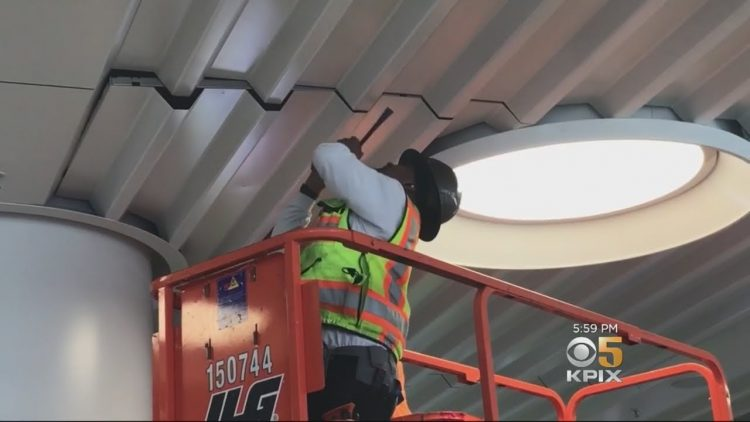 Salesforce Transit Center 2nd Crack In Steel Beam – Was It Earthquake Inspected In 2017?