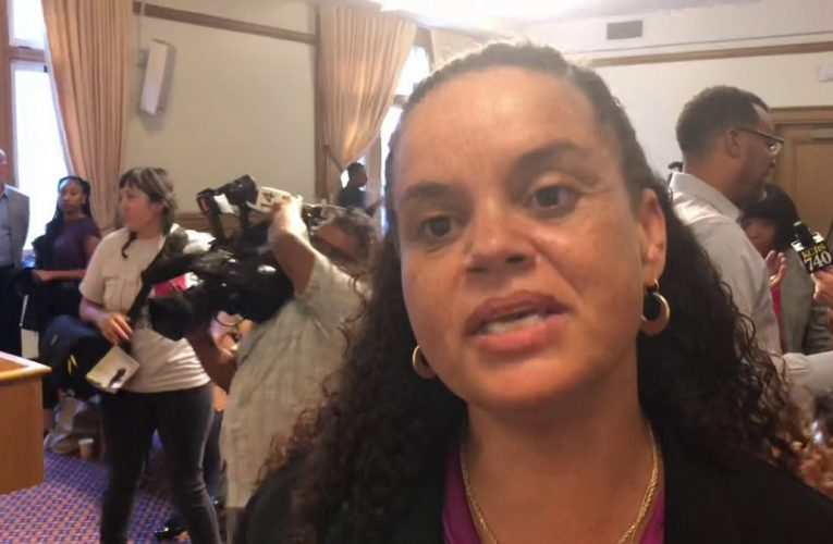 """Tirien Steinbach Of East Bay Community Law Center On """"Keep Oakland Housed"""""""