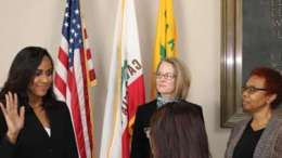 Jill Butler Oakland Public Ethics Commissioner Sworn In