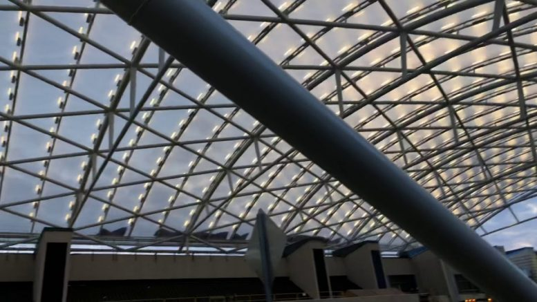 ATL NEXT Atlanta Airport Canopy Is Complete