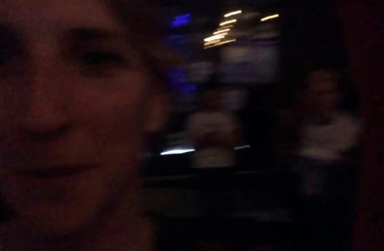 Our Vlogger Went To Cat Brooks Oakland Election Day Party And Saw This