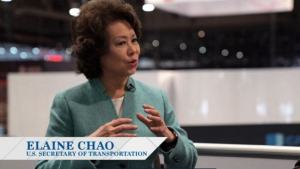 Elaine-Chao-At-CES-Las-Vegas-2018-Back-As-Keynote-For-2019