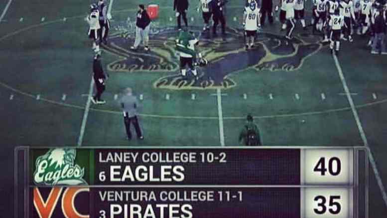 Laney College CCCAA State Champs