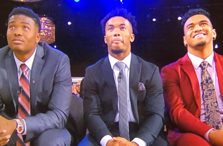 Kyler Murray 2018 Heisman Trophy Winner Signpost For Future Diversity In Sports