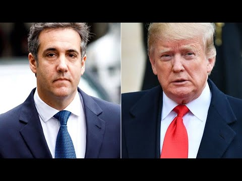 Michael Cohen Guilty Of Thinking President Trump Was Untouchable