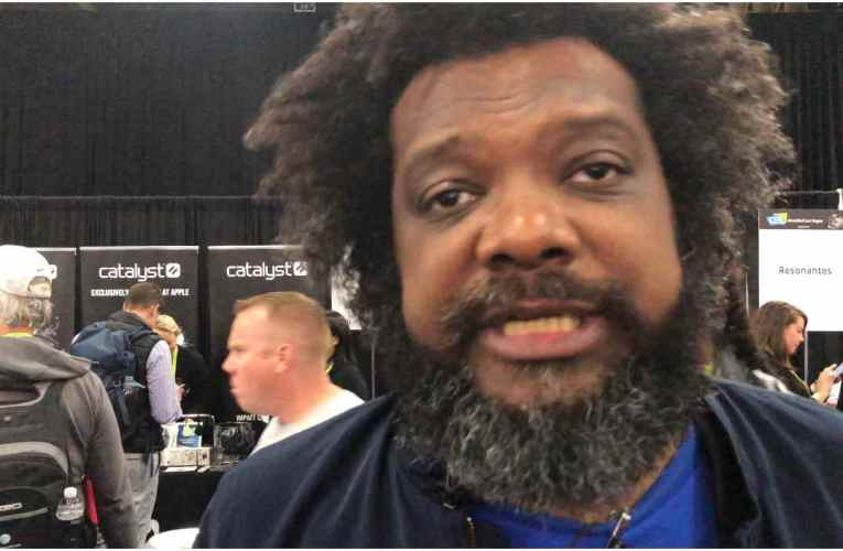 "Bonin Bough Talks ""Bread Bot"", Disrupting Bread At CES 2019 Las Vegas"