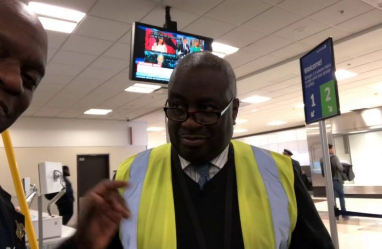 Kevin Brooks Of Atlanta Best United Airlines Gate Agent