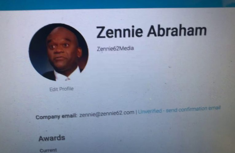Zennie Abraham Is YouTube Certified In Channel Growth