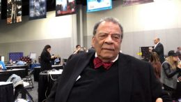 Andrew Young Talks NFL Anthem, 2020 Presidential Race At Super Bowl LIII