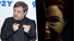 Mark Hamill in Child's Play as Chucky