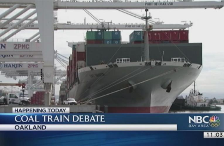 Oakland Coal Talk Masks Truth On Phil Tagami's Oakland Bulk And Oversized Terminal